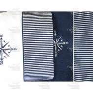 Полотенце махровое с вышивкой MARIN CIZGILI (50*100 см)