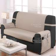 Накидка на широкий 3-хм диван Иден
