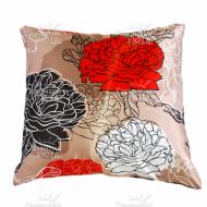 Подушка интерьерная Цветы 14