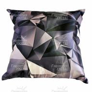 Подушка интерьерная Черно-белое 8