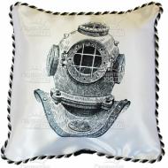 Подушка интерьерная Морская 01