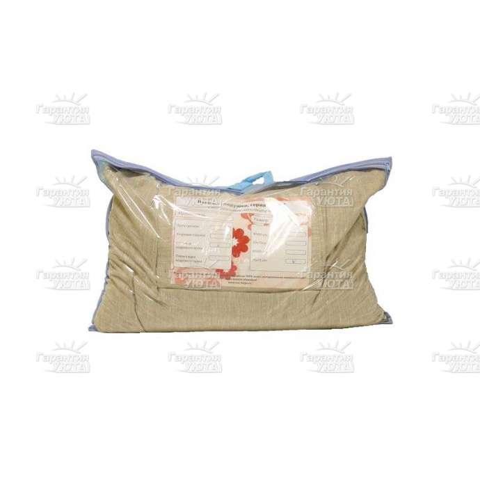Подушка из кедровой скорлупы как сделать