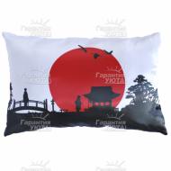 Подушка интерьерная Япония 08