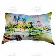 Подушка интерьерная Франция (Париж) 11