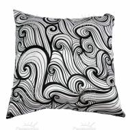 Подушка интерьерная Черно-белое 6