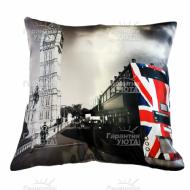 Подушка интерьерная Англия (Лондон) 03