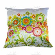 Подушка интерьерная Цветы 25