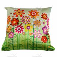 Подушка интерьерная Цветы 23