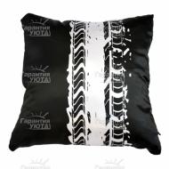 Подушка интерьерная Черно-белое 1