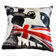Подушка интерьерная Англия (Лондон) 02