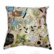 Подушка интерьерная Цветы 32