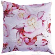 Подушка интерьерная Цветы 06