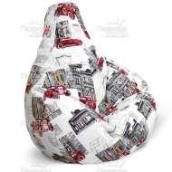 Кресло-груша размер XХL (Принты)
