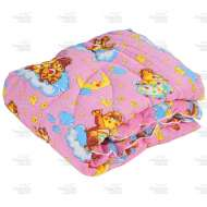 Одеяло Овечье Детское пышное и очень теплое