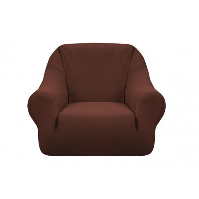 Чехол на кресло Бирмингем шоколад