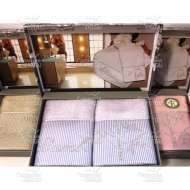 Набор салфеток махровый со стразами BAMBOO (2 шт)