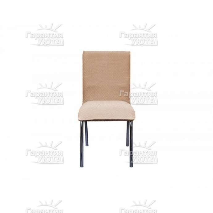 Чехол на стул Бирмингем бежевый