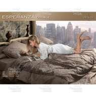 КПБ сатин с кружевом ESPERANZA (евро)