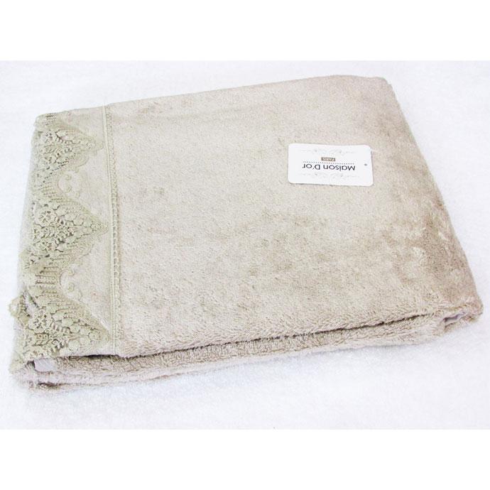 Полотенце махровое с кружевом PASSION (50*100 см)