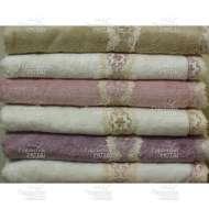 Полотенце махровое с кружевом VANESSA (50*100 см)