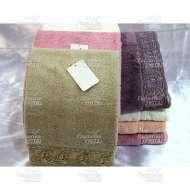 Полотенце махровое с гипюром REYNA (50*100 см)