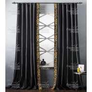 Комплект штор с вышивкой ШАРЛИЗ