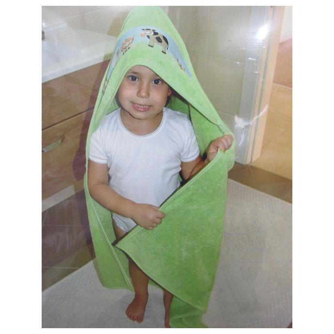 Конверт махровый с вышивкой KIDS ROBE KUNDAK