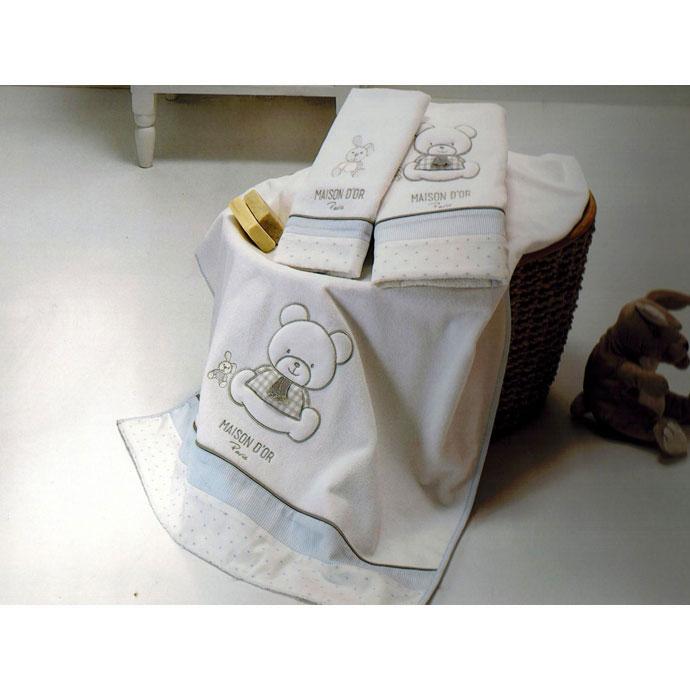 Набор полотенец для мальчика DEAR PANDA (3 шт)