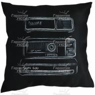 Подушка интерьерная Черно-белое 17