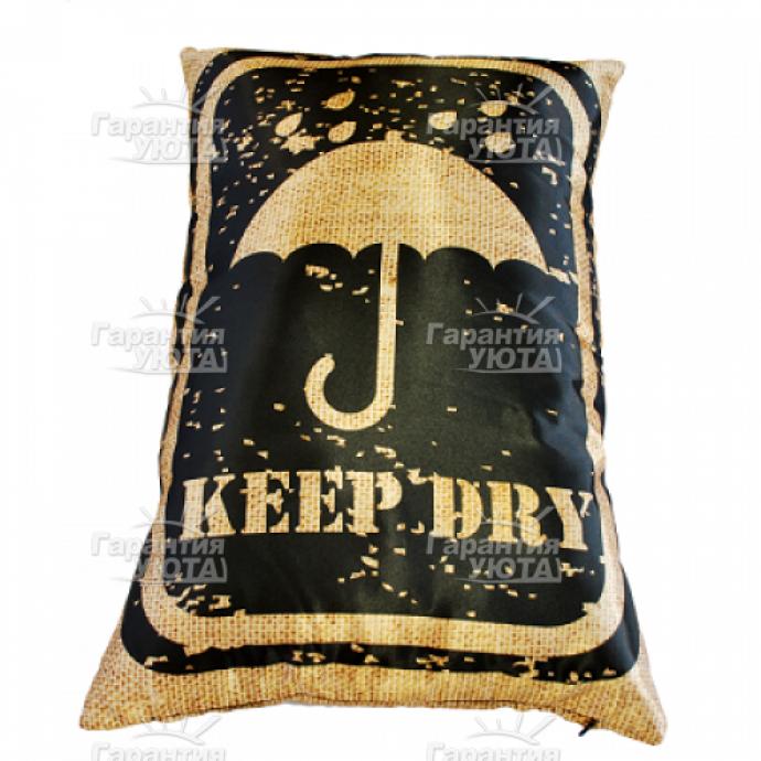 Интерьерная подушка Упаковка