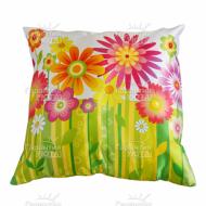 Подушка интерьерная Цветы 21