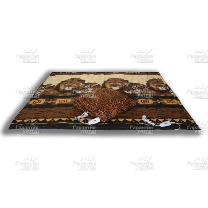Одеяло электрическое Lux, 185х190 см