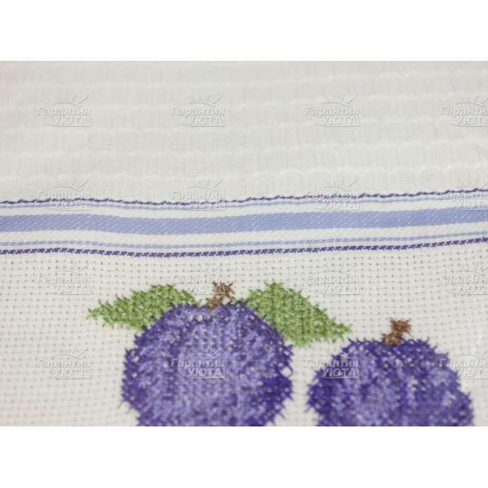 Вафельное полотенце Ягоды