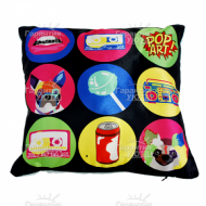 Подушка интерьерная Pop art 03