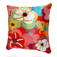 Подушка интерьерная Цветы 04