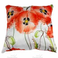 Подушка интерьерная Цветы 08