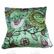 Подушка интерьерная Цветы 34