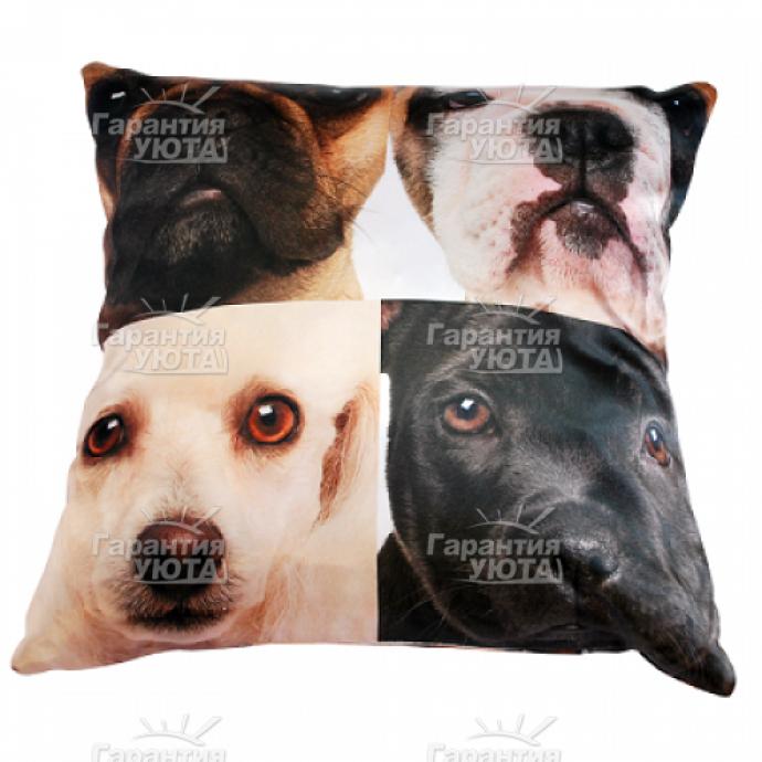 Интерьерная подушка Животные