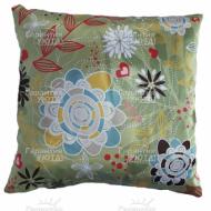 Подушка интерьерная Цветы 15