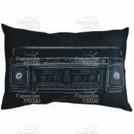 Подушка интерьерная Черно-белое 20