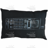 Подушка интерьерная Черно-белое 19