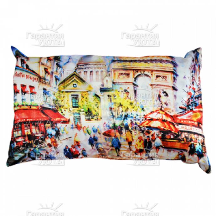 Декоративная подушка Франция