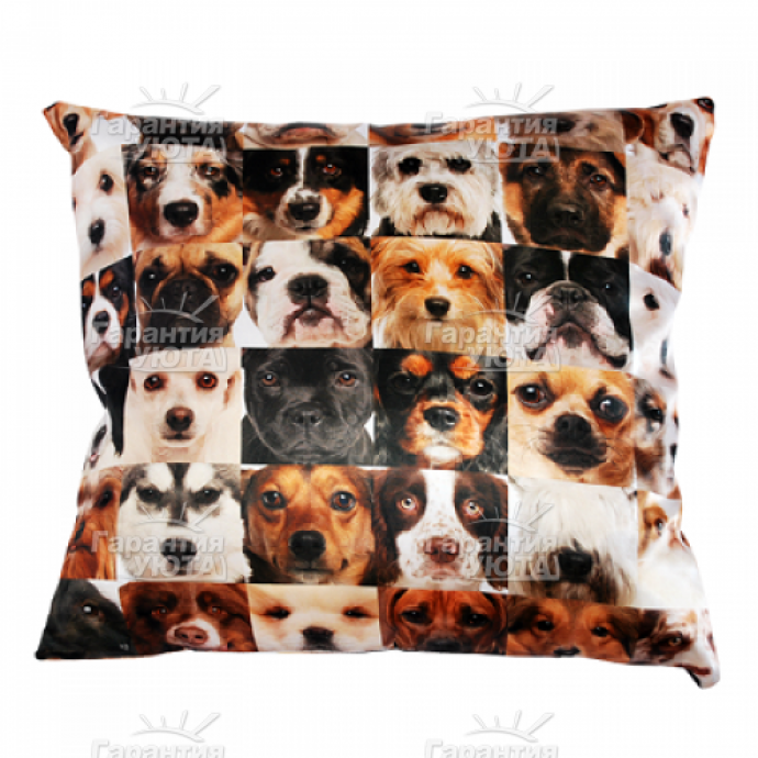 Декоративная подушка Животные