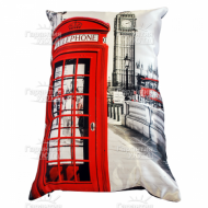 Подушка интерьерная Англия (Лондон) 10