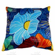Подушка интерьерная Цветы 03