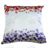 Подушка интерьерная Цветы 26