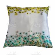 Подушка интерьерная Цветы 27