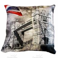 Подушка интерьерная Англия (Лондон) 05