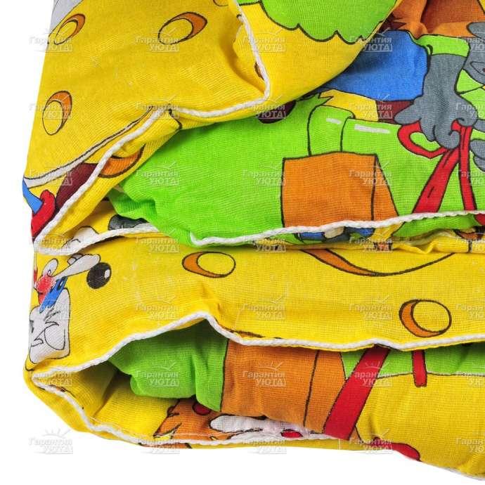 Одеяло Файбер Детское пышное и очень теплое