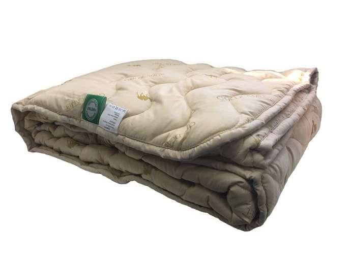 Одеяло Бархан верблюжье всесезонное
